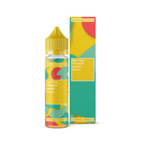 Supergood Cocktail Rum Ting is a nicotine free shortfill e-liquid, with a mix of rum, banana, cherry and pineapple. This flavor is produced in the UK with a 30%PG/70%VG ratio. It is available in 60ml bottles filled up to 50ml, which means you have room for one nicotine booster.