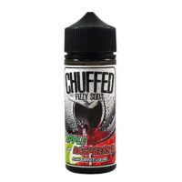 Apple and Raspberry is a fruity flavored e-liquid by Chuffed. This nicotine free shortfill has a PG/VG ratio of 30%PG/70%VG. It is available in 120ml bottles filled with 100ml