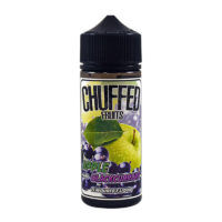 Apple Blackcurrant is a fruity e-liquid by Chuffed. This nicotine free shortfill has a PG/VG ratio of 30%PG/70%VG. It is available in 120ml bottles filled with 100ml (hence short fill). You can add two nicotine shots without losing any flavour.