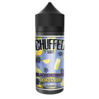 Blackcurrant Lemonade is a fruit flavored e-liquid by Chuffed. This nicotine free shortfill has a PG/VG ratio of 30%PG/70%VG. It is available in 120ml bottles filled with 100ml (hence short fill).