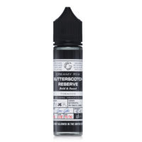 Butterscotch Reserve is an e-liquid by Glas Basix with a creamy tobacco flavor. This nicotine free shortfill has a PG/VG ratio of 30%PG/70%VG. It is available in 60ml bottles filled with 50ml (also known as short fill). You can add one nicotine shot without losing any flavour.