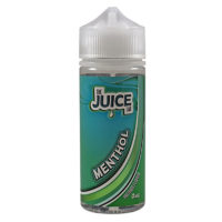 The Menthol e-liquid by The Juice Lab. Produced in the UK with 70%VG. Available as a 100ml shortfill. You can add 2 nicotine shots