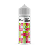 This e-liquid combines a classic mojito (with juicy lime and fresh mint) with cool rum and sweet raspberry. This UK shortfill e-liquid features a 70%VG and comes in 120ml bottles with 100ml flavour (shortfill).