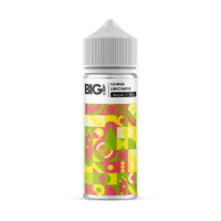 This e-liquid combines lemon with a touch of tropical guava. This UK shortfill e-liquid features a 70%VG and comes in 120ml bottles with 100ml flavour (shortfill). You can add two nicotine shots (to be purchased separately if desired).