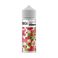 This e-liquid combines tropical dragonfruit with sweet raspberries and rich blackcurrants. This UK shortfill e-liquid features a 70%VG and comes in 120ml bottles with 100ml flavour (shortfill). You can add two nicotine shots (to be purchased separately if desired).
