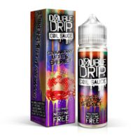 Strawberry Laces and Sherbet is an e-liquid by Double Drip. This UK shortfill e-liquid features a 80%VG and is ideal for dripping and sub-oh vaping. It comes in 60ml bottles filled with 50ml flavour.