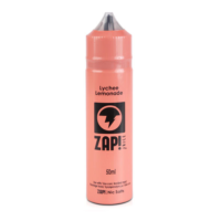 This Lychee Limonade is a flavoured e-liquid by Zap! Juice. This UK shortfill e-liquid features a 30%PG/70%VG ratio. It comes in 60ml bottles filled with 50ml flavour. You will also receive a 10ml booster with 18mg/ml nicotine.