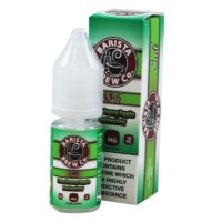 This Cranberry Apple Refresher is the Nic Salts version of Barista Brew's flavoured e-liquid. This e-liquid is available with 10mg/ml and 20mg/ml Nicotine Salts. These e-liquids are mostly suited for simple electronic cigarettes and pod systems.